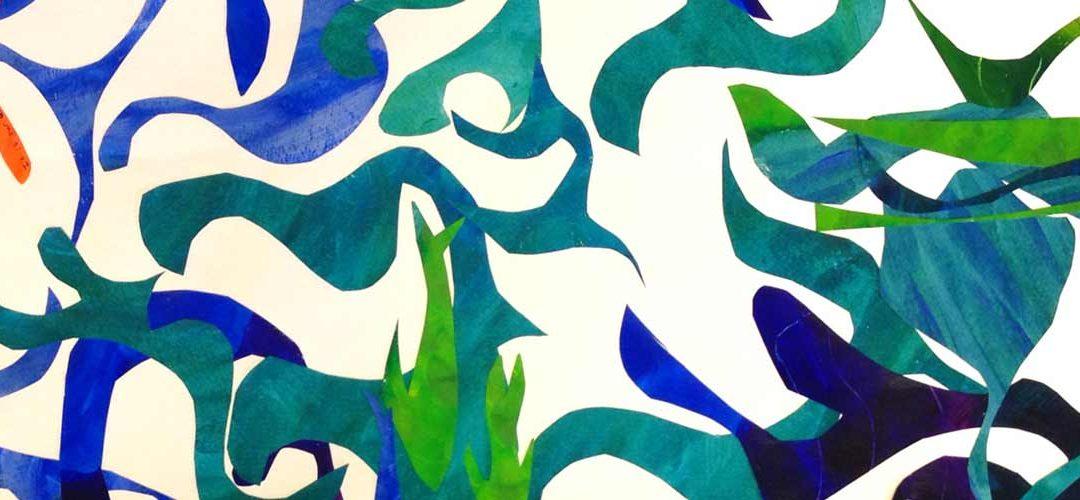 Color Crazed Cutouts – Foundations August 24 – 28